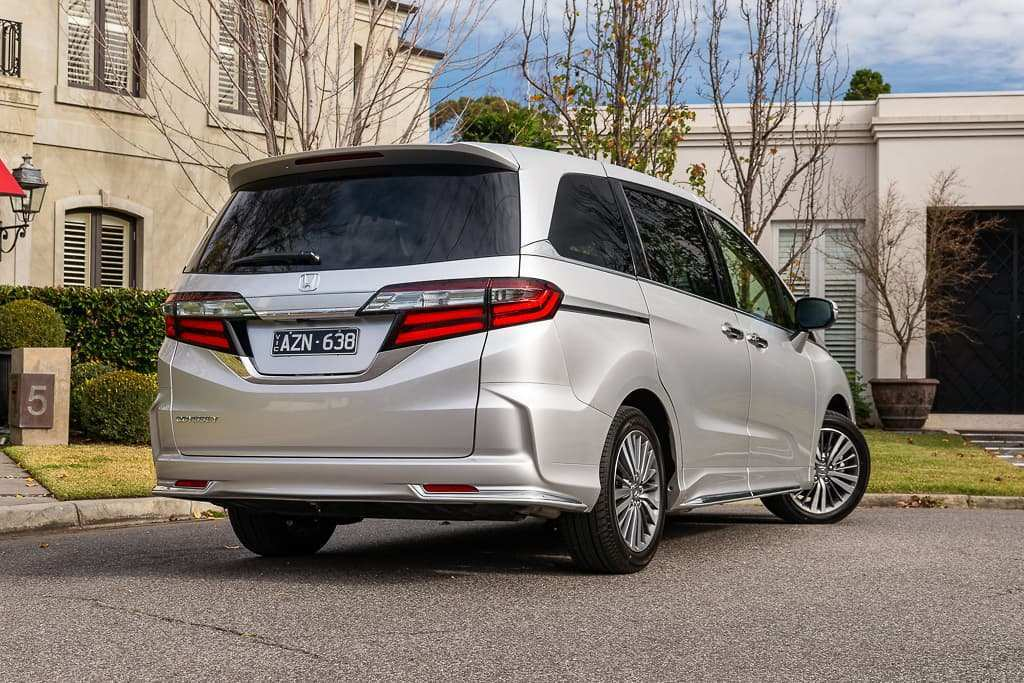 19 The Best Honda Odyssey 2019 Australia Pricing