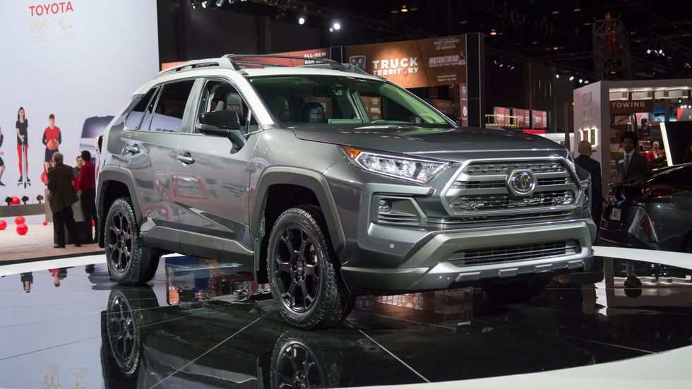 19 The Best Toyota Rav4 2020 Release Date And Concept