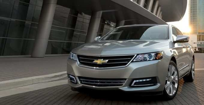 19 The Will There Be A 2020 Chevrolet Impala New Model and Performance