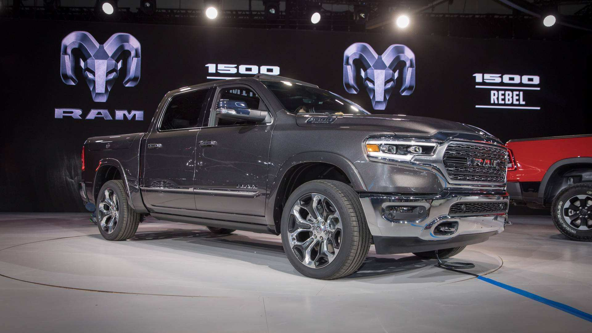 20 A 2019 Dodge Ram 1500 Images Redesign And Concept