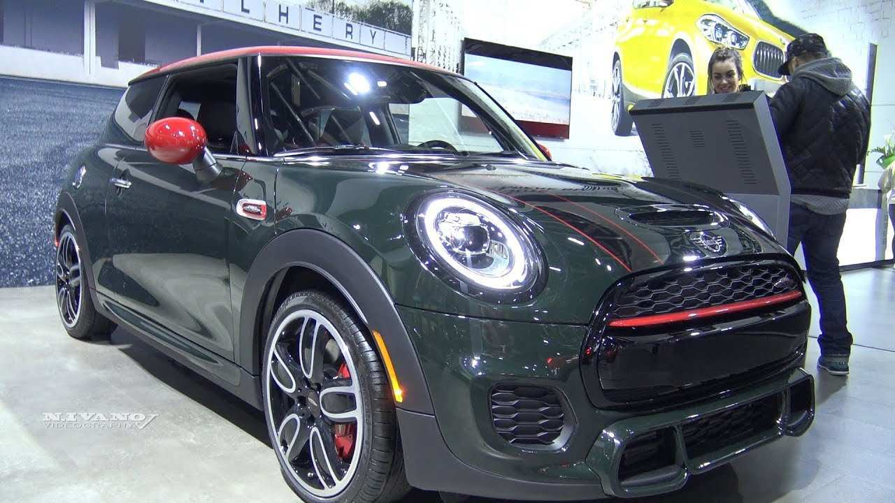 20 A 2019 Mini John Cooper Works Review And Release Date