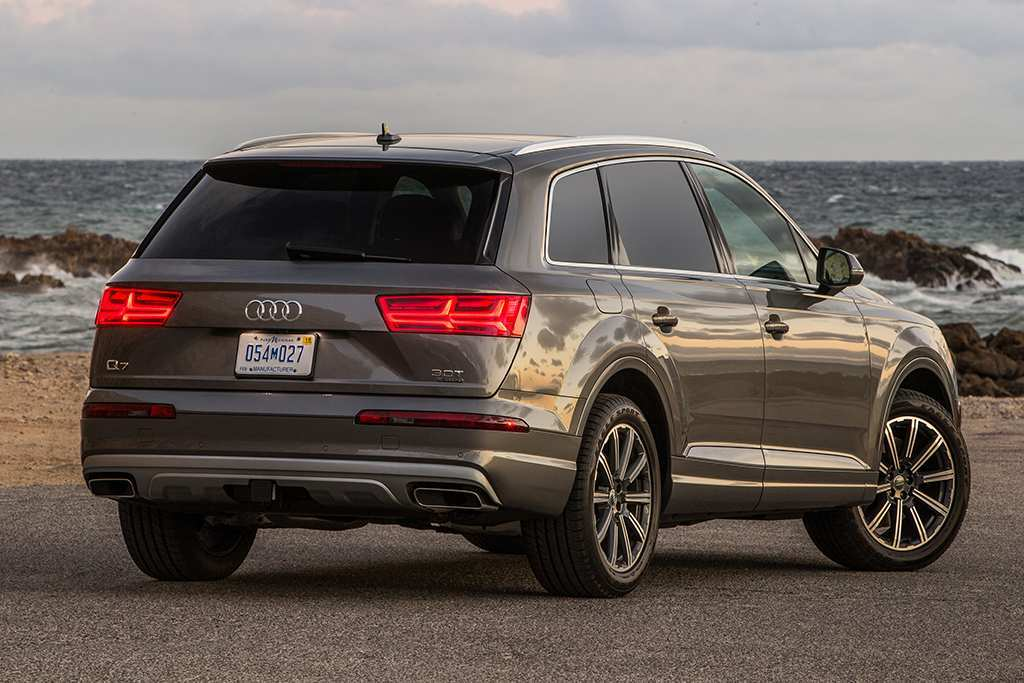 20 All New 2019 Audi X7 Reviews