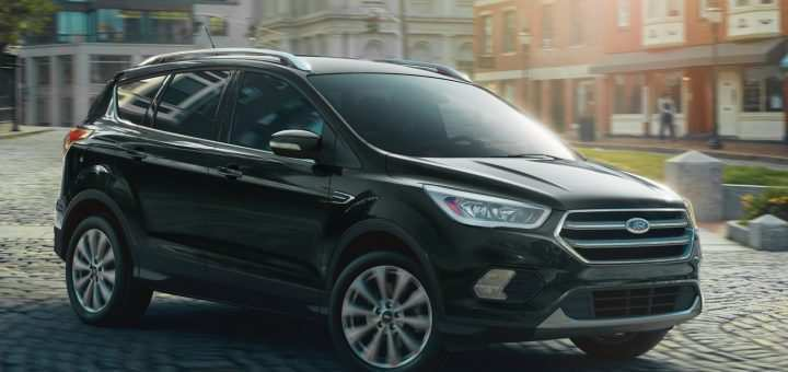 20 All New 2019 Ford Escape Release Date Redesign