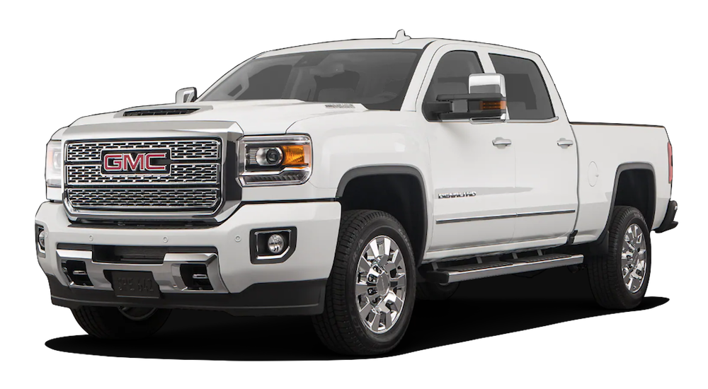 20 All New 2019 Gmc 2500 Sierra Denali Engine