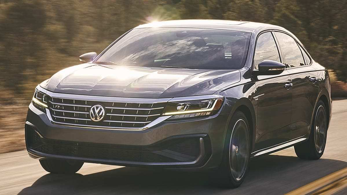 20 All New Volkswagen Us Passat 2020 Release