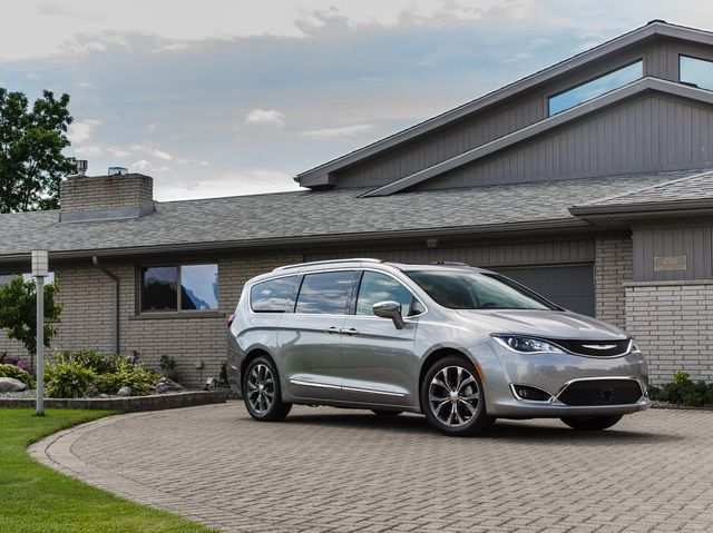 20 New 2019 Chrysler Pacifica Review Release Date