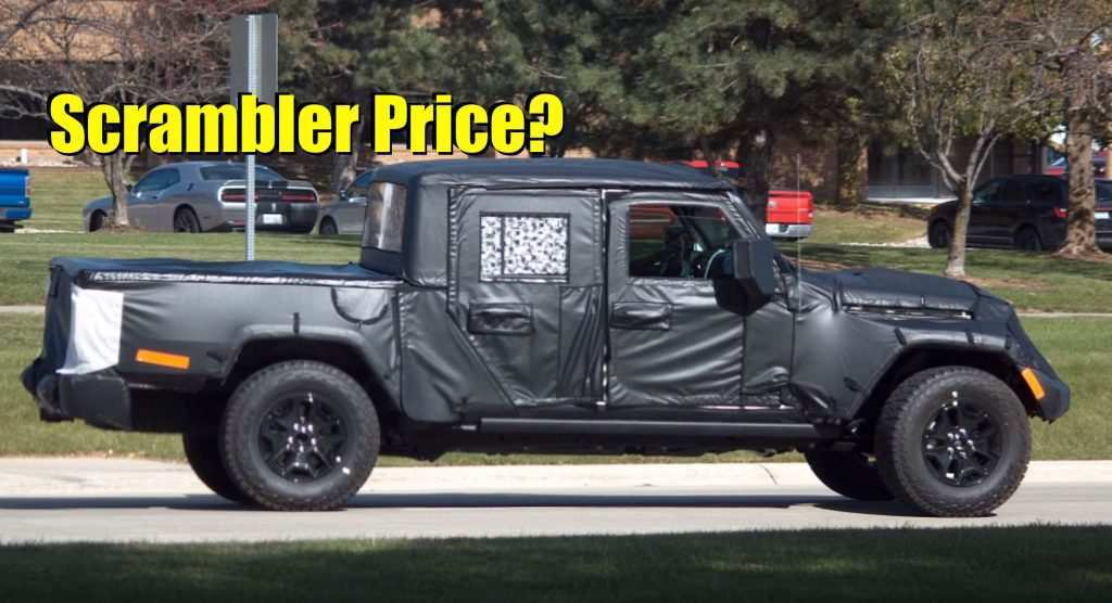 20 New 2019 Jeep Jt Price Redesign