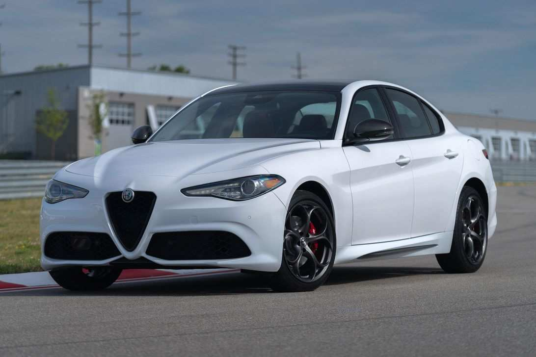 20 The 2019 Alfa Quadrifoglio Research New