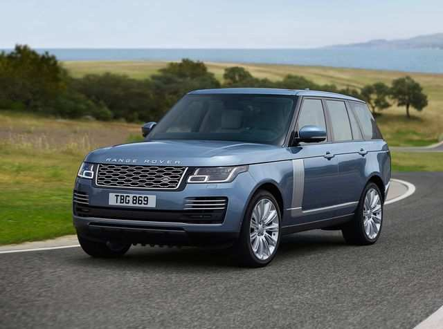 20 The 2019 Land Rover Autobiography Engine