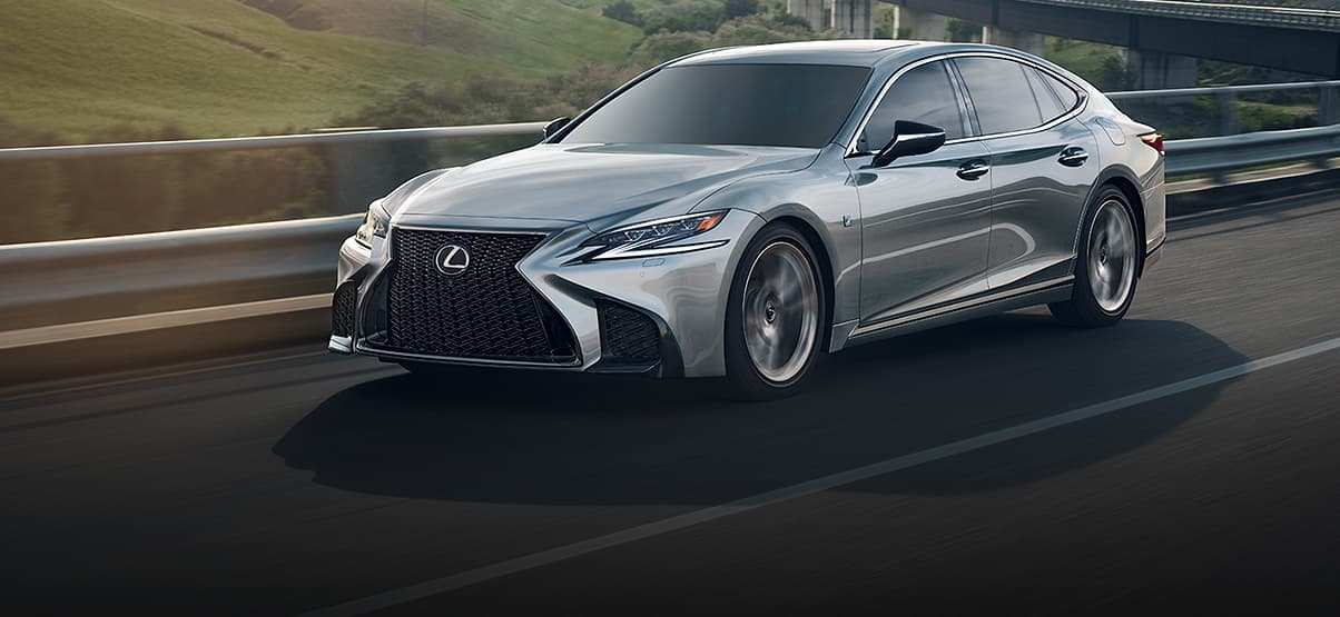 20 The 2019 Lexus Ls Price Engine
