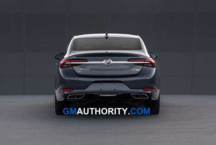 20 The 2020 Buick Lacrosse Refresh Performance And New Engine