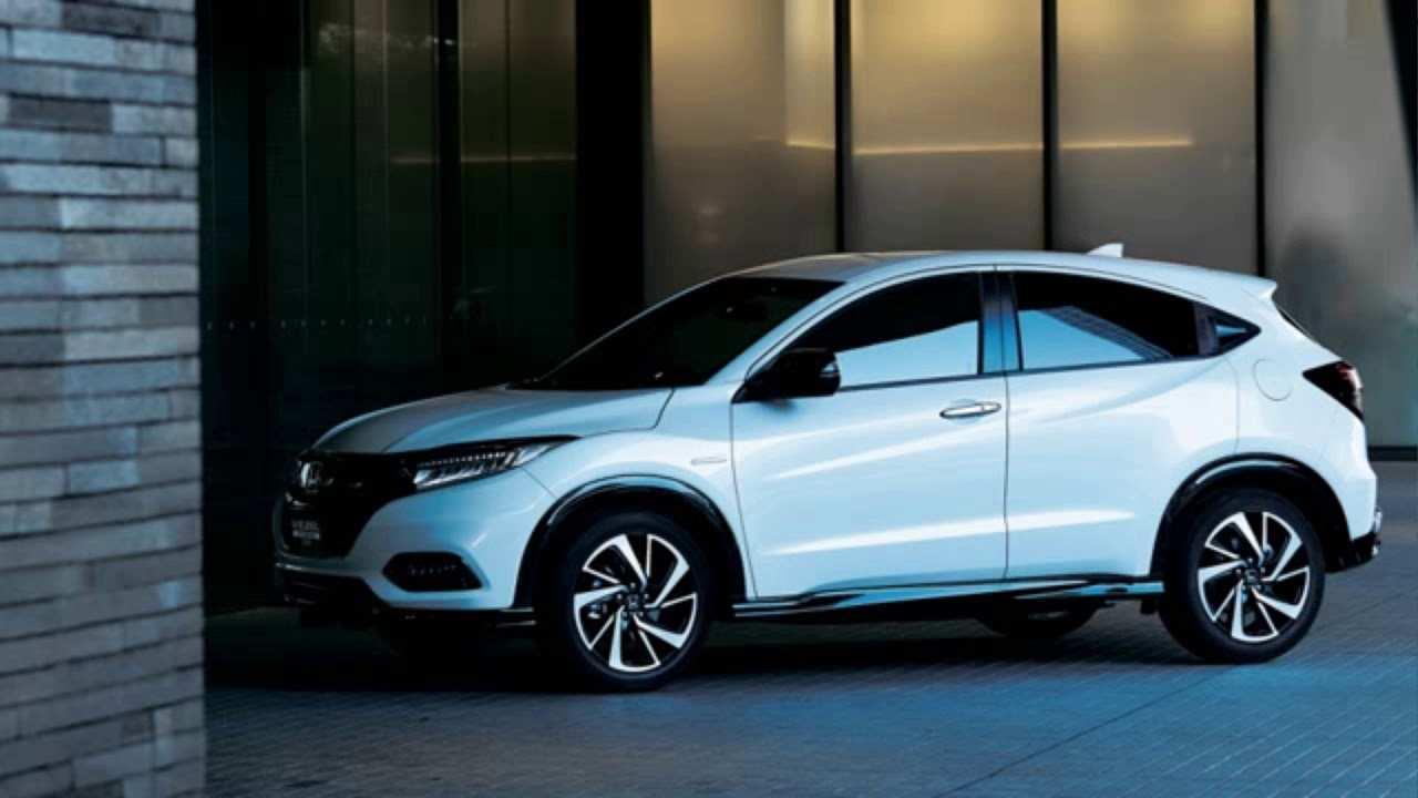 20 The Best 2020 Honda Vezel Pricing
