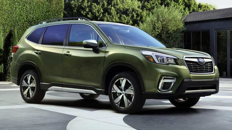 20 The Best Subaru Forester All New 2020 Interior