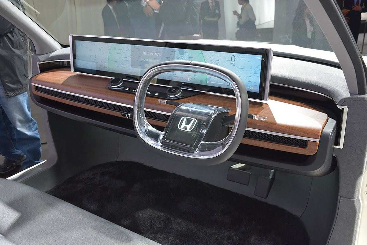 20 The Honda Urban 2020 Exterior And Interior