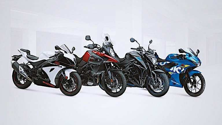 21 A 2019 Suzuki Motorcycle Models Redesign And Concept