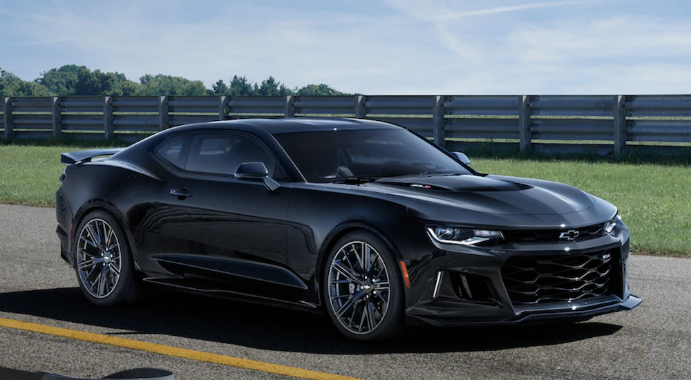 21 A 2019 The Camaro Ss Research New