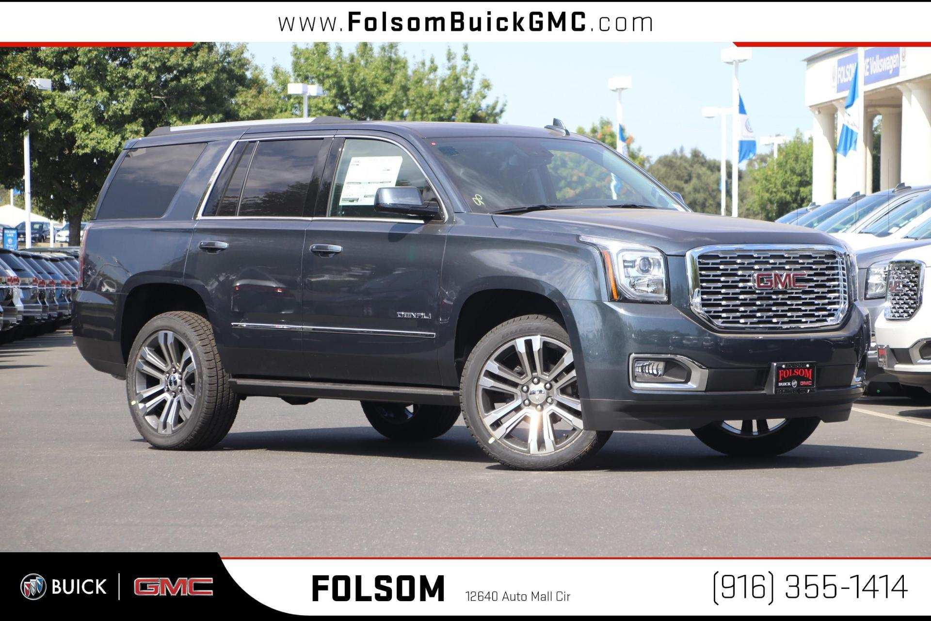 21 A 2020 Gmc Yukon Wallpaper