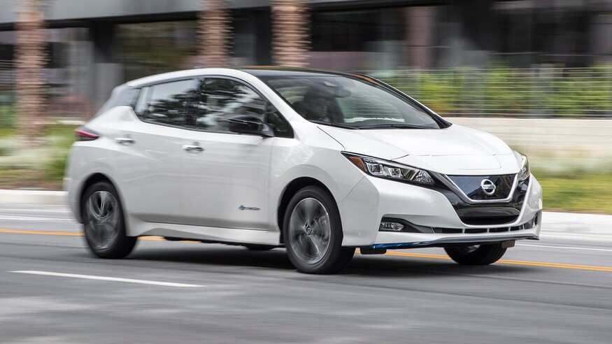 21 A 2020 Nissan Leaf Range Pricing