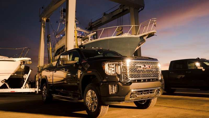 21 All New 2020 Gmc X Ray Vision New Model And Performance
