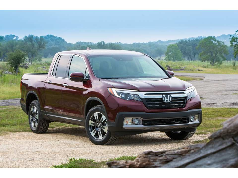 21 All New 2020 Honda Ridgelineand Review And Release Date
