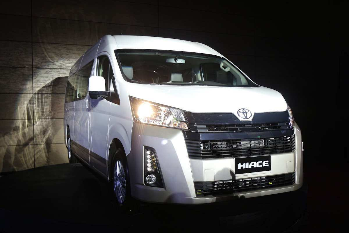 21 All New Toyota Hiace 2020 Japan Overview