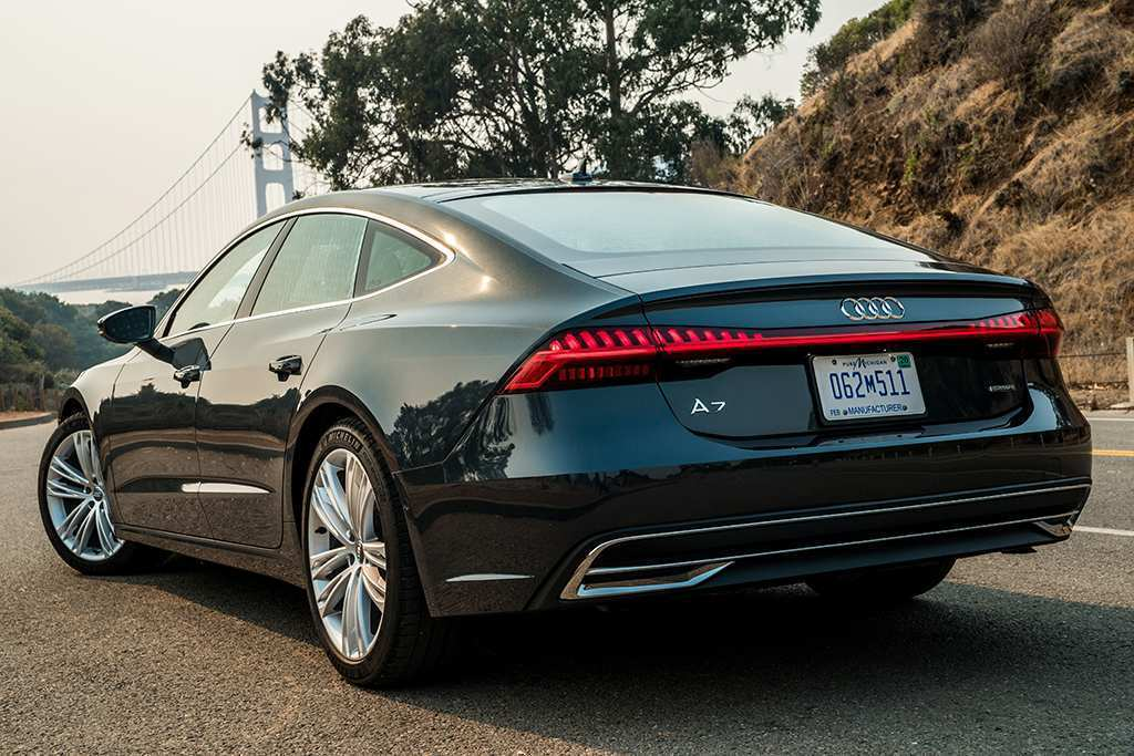 21 Best New 2019 Audi A7 Interior