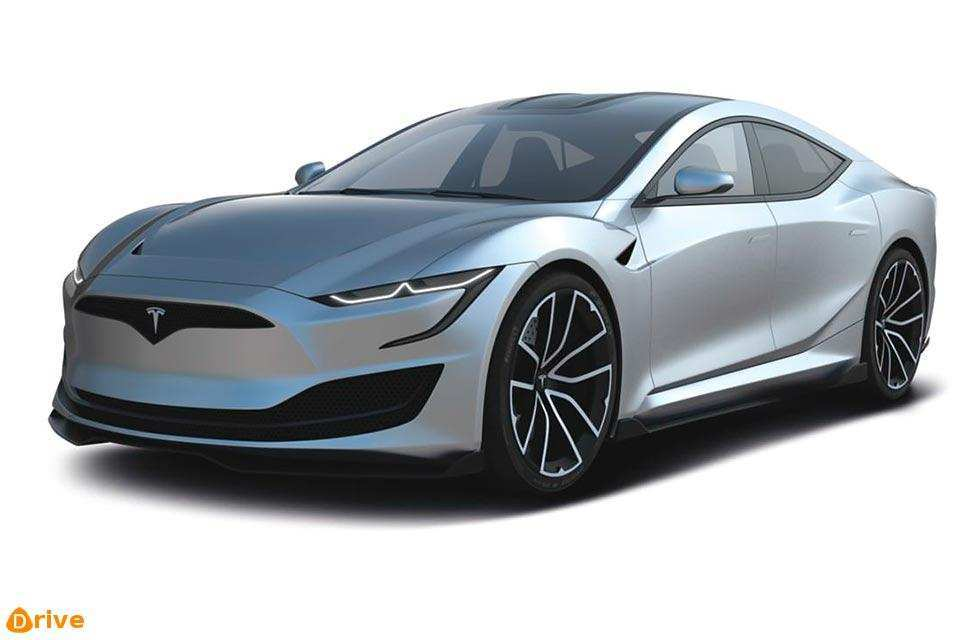 21 New 2020 Tesla Model S Review