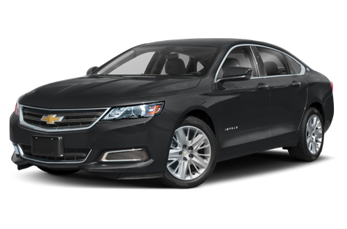 21 The 2020 Chevrolet Impala Overview