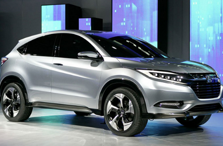21 The 2020 Honda Vezel New Model And Performance