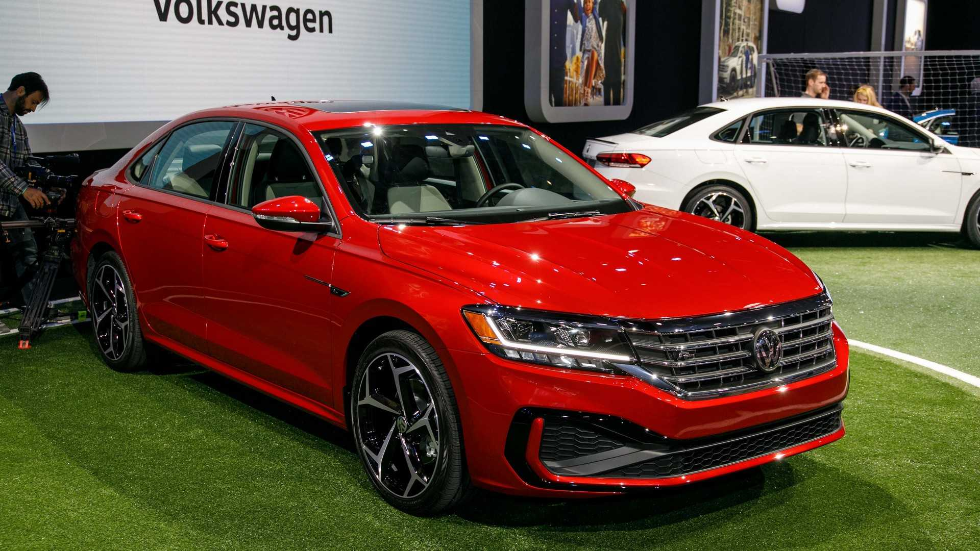 21 The Volkswagen Passat 2020 Usa Price And Release Date