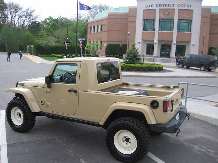 22 A 2019 Jeep Jt Price Review And Release Date