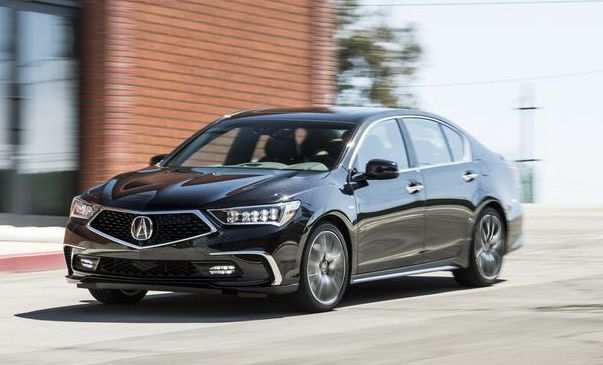 22 A 2020 Acura Rlx Release Date Photos