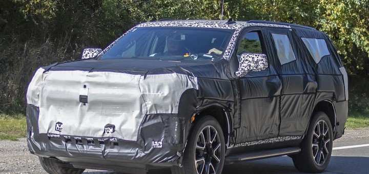 22 A Chevrolet Suburban 2020 Spy Shots Price And Review