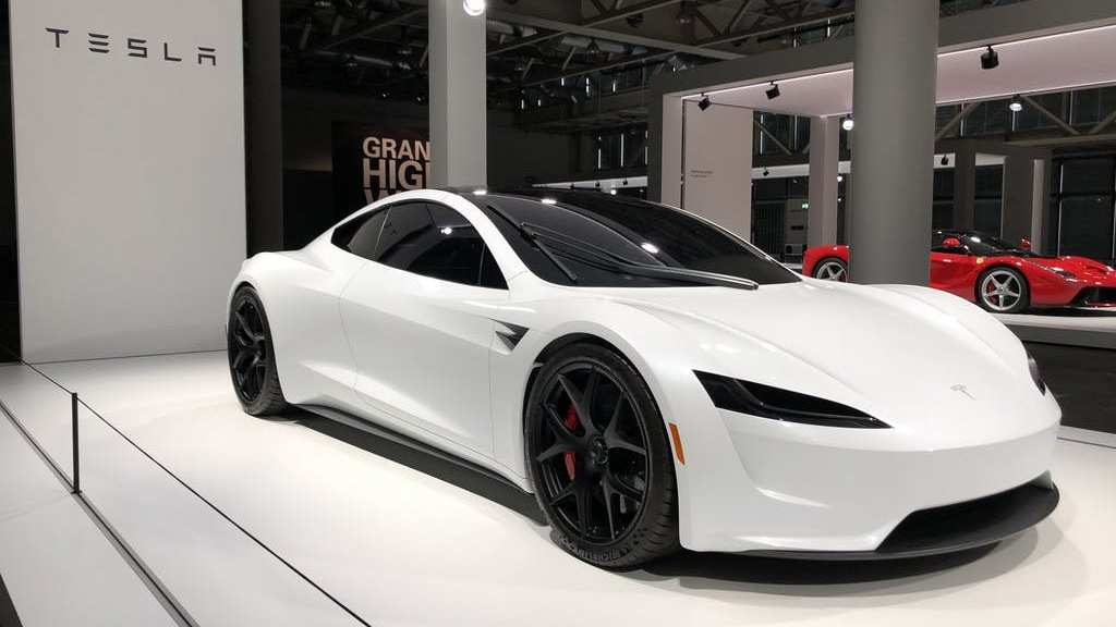 22 A Tesla In 2020 Picture