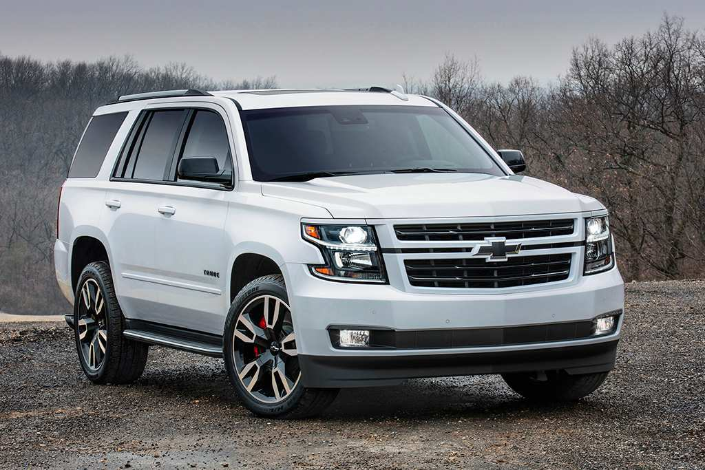 22 A When Will The 2020 Chevrolet Tahoe Be Released Reviews