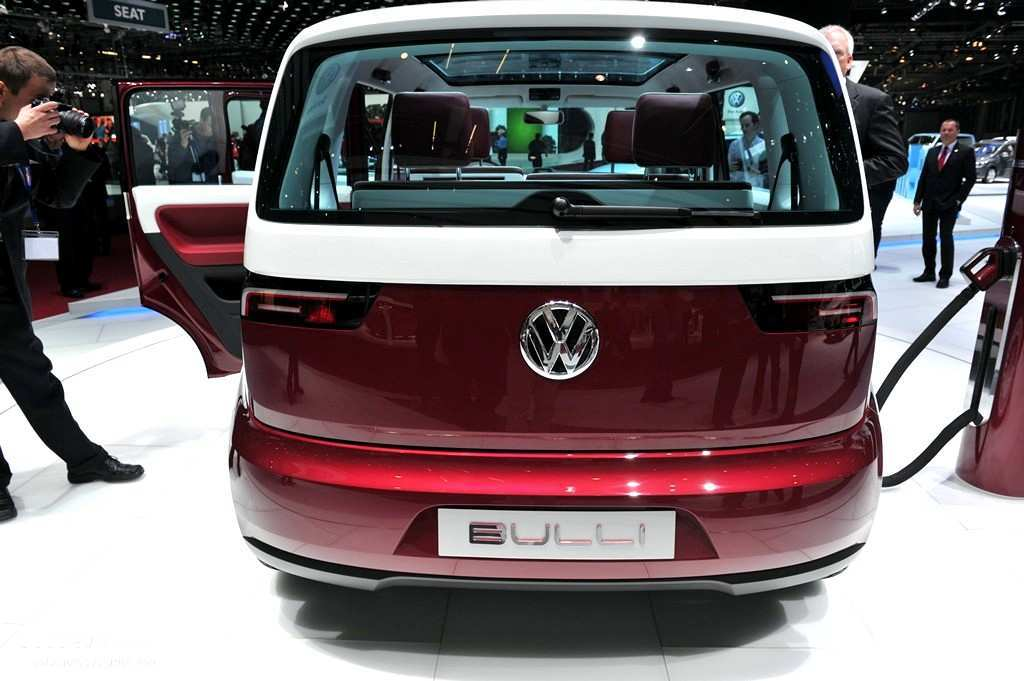 22 All New 2019 Vw Bulli Model