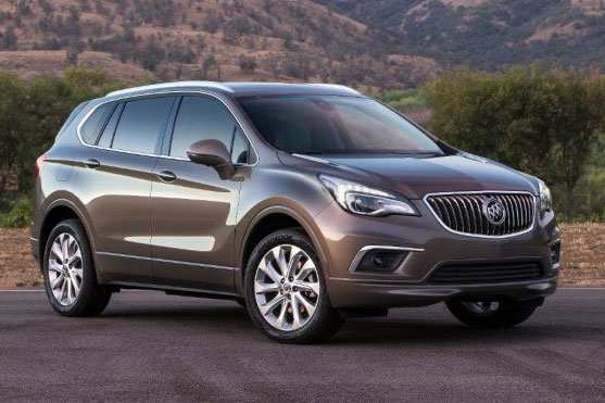 22 All New 2020 Buick Envision Preferred New Model And Performance