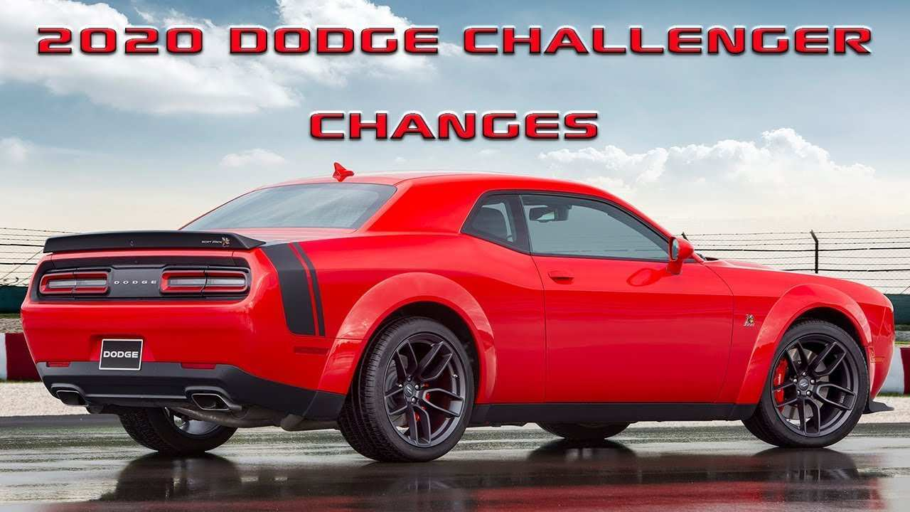 22 All New 2020 Dodge Demon Spesification