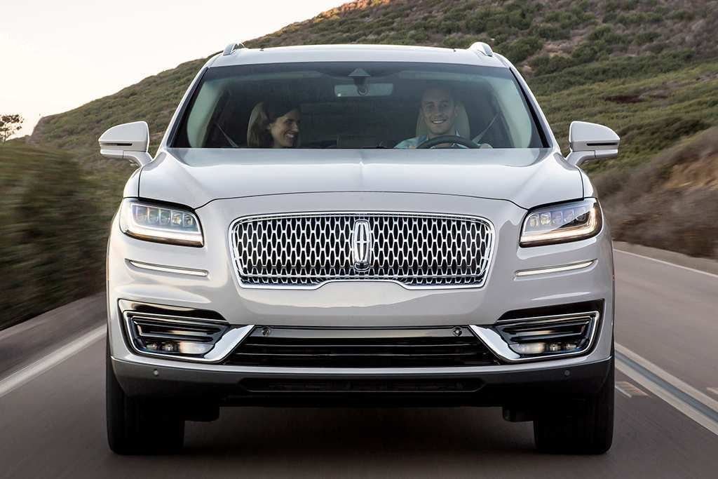 22 All New 2020 Lincoln Mkx Wallpaper