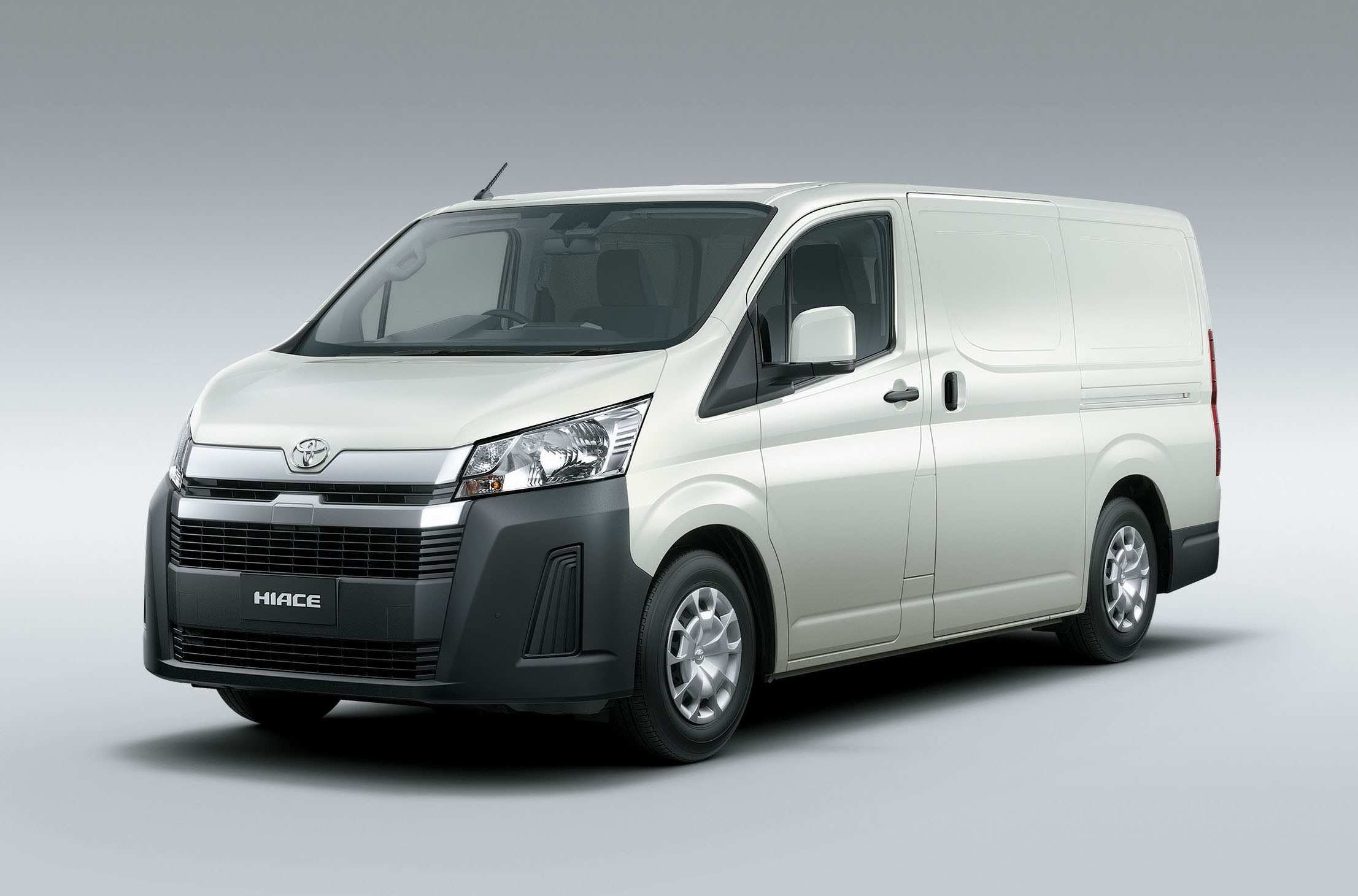 22 All New 2020 Toyota Van First Drive