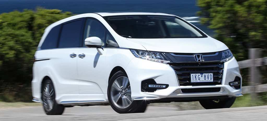 22 All New Honda Odyssey 2019 Australia Pictures