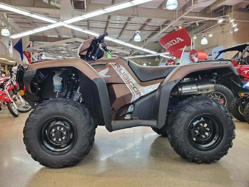22 All New Honda Rincon 2020 Pictures