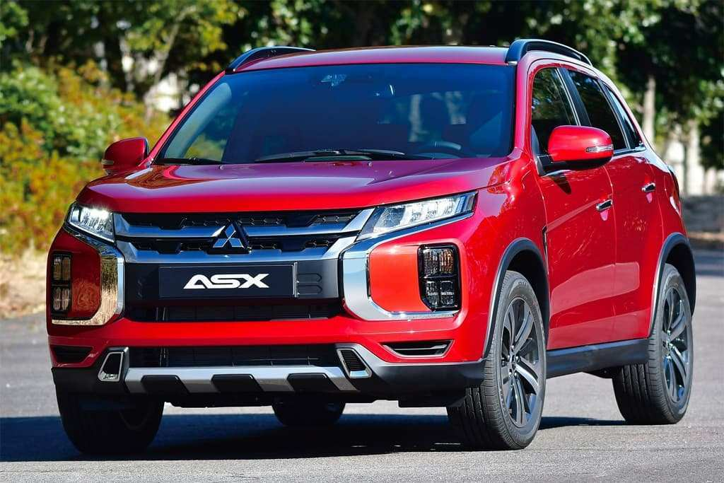 22 All New Mitsubishi Asx 2020 Video Reviews