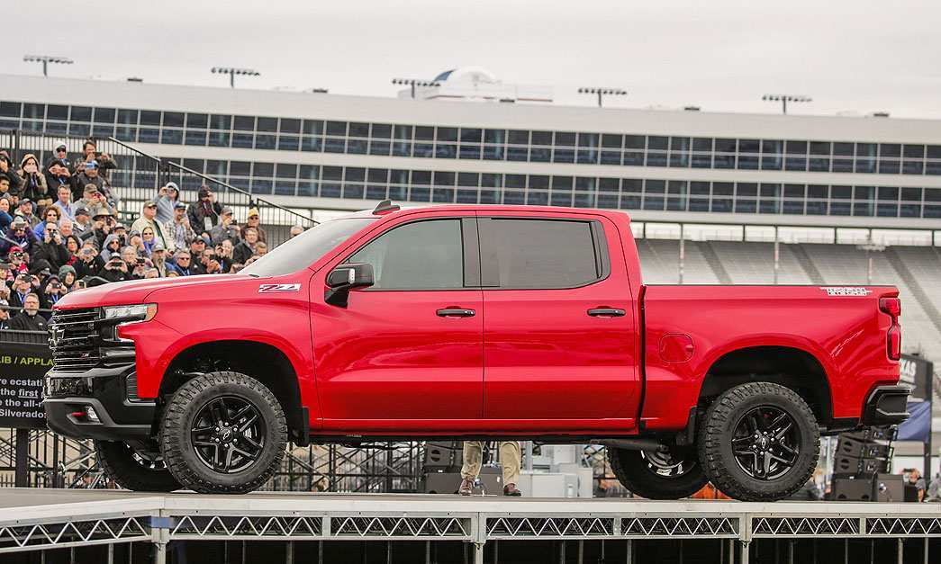22 Best 2019 Silverado Unveil Photos
