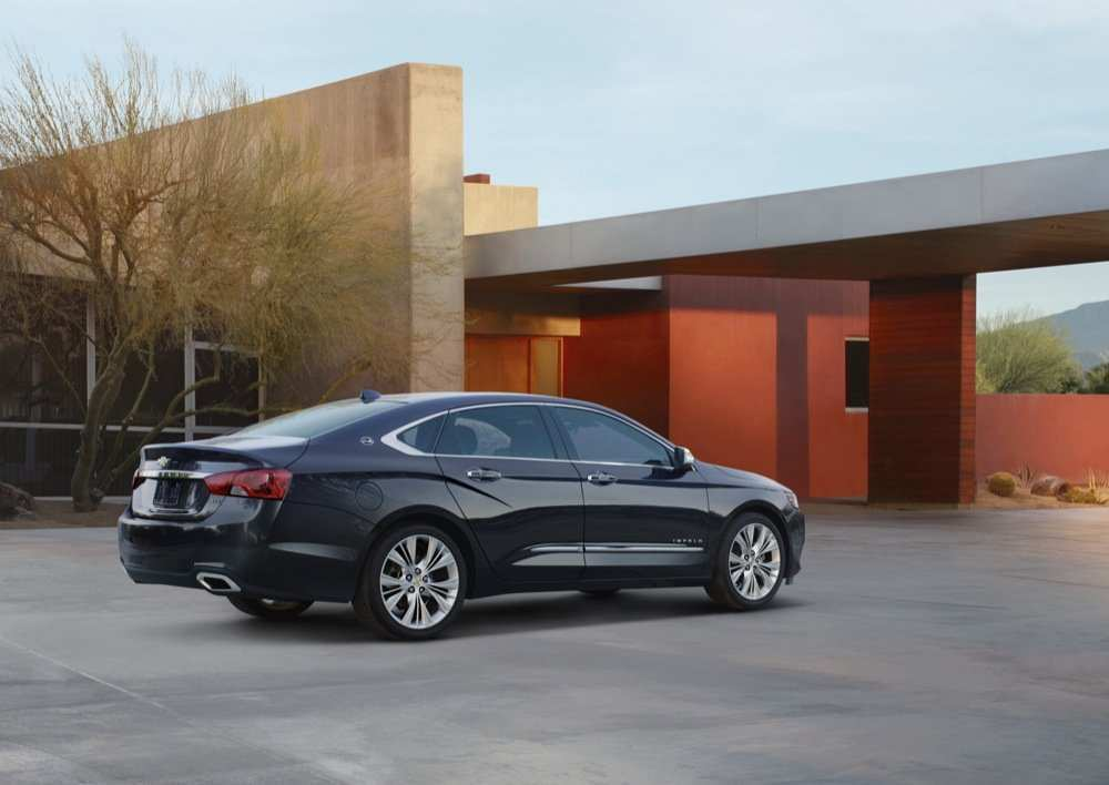 22 Best Will There Be A 2020 Chevrolet Impala Redesign And Review