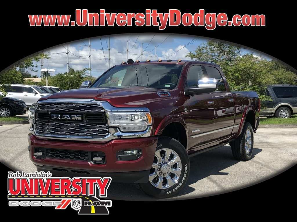 22 New 2019 Dodge 4X4 Images