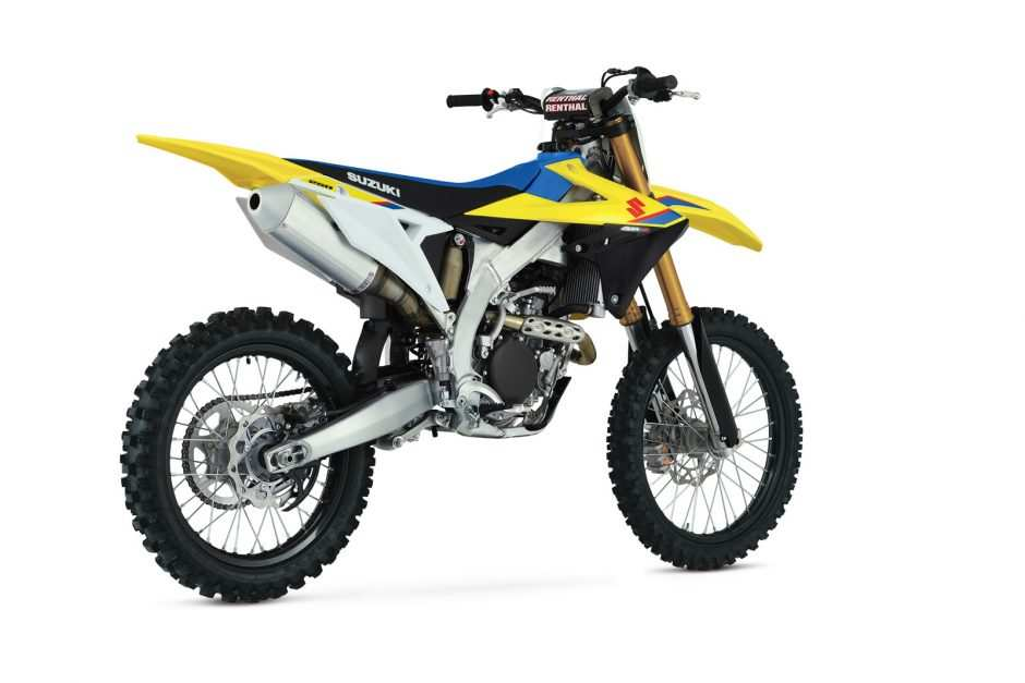 22 New 2019 Suzuki Rmz Redesign And Concept