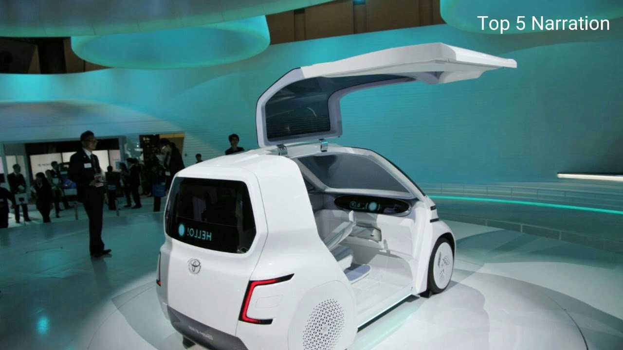 22 New 2020 Toyota Electric Car New Review
