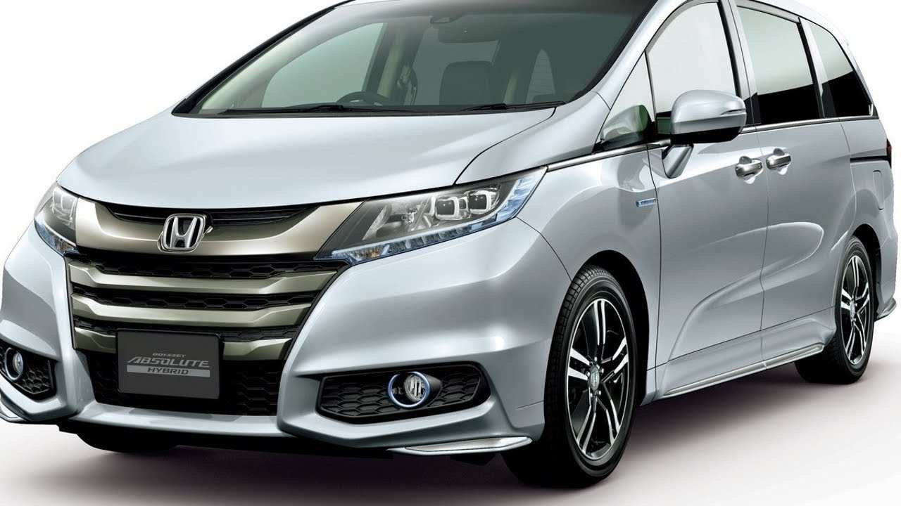 22 New When Will 2020 Honda Odyssey Come Out Release Date And Concept