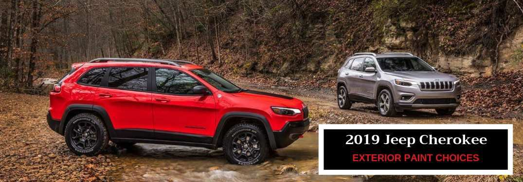 22 The 2019 Jeep Exterior Colors Pricing